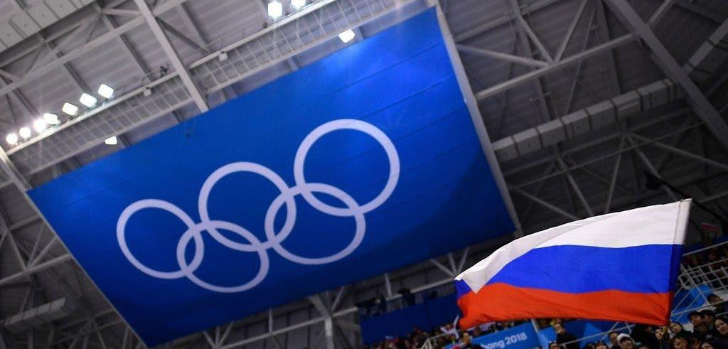 russa Jogos Olimpicos