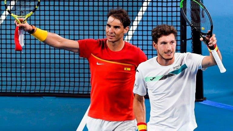 ATP Cup vai começar e acabar mais tarde do que previsto
