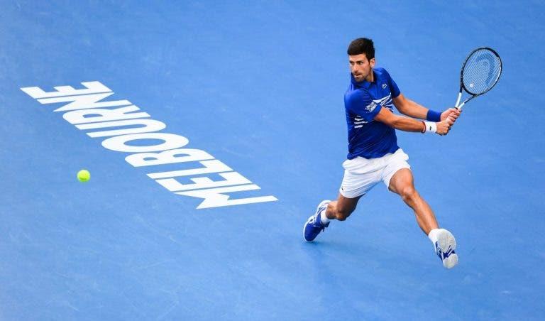 Conheça todos os cabeças-de-série masculinos para o Australian Open