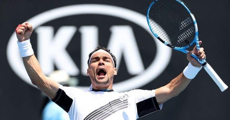 Maratonas: Fognini vence encontro épico no Australian Open… mas não foi o único