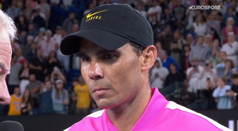 Toni Nadal: «Neste momento, o Rafa não quer saber de ténis»