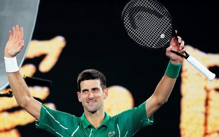 Bola Amarela Podcast, ep. 3: rescaldo do Australian Open com fã especial de Djokovic