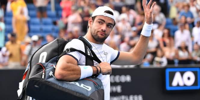 Não está fácil: Berrettini também desiste do ATP de Buenos Aires