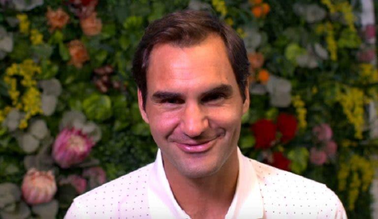 Federer está a recuperar bem e deve recomeçar treino físico em breve