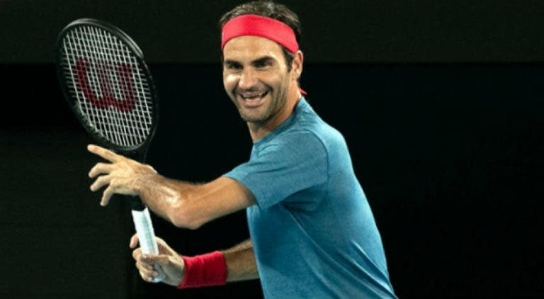 Federer cumpre na Austrália aquilo que só outro tenista havia conseguido na história