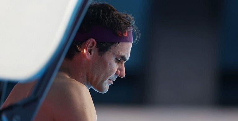Federer: «Jetlag pode causar lesões complicadas»