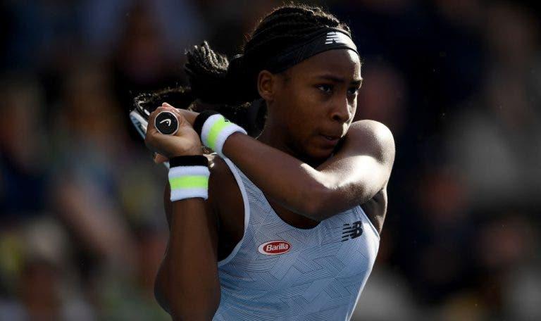 Gauff: «Vou recordar a vitória sobre Venus Williams para sempre»