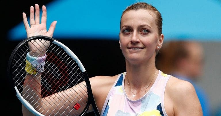 Kvitova: «Barty demonstrou por que é a número um»