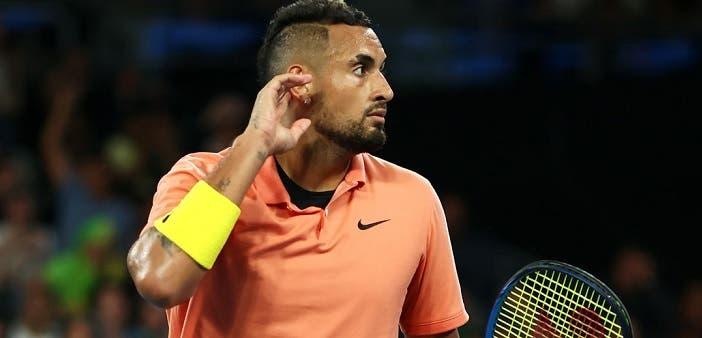 Kyrgios defronta o melhor amigo na estreia no ATP 250 de Delray Beach