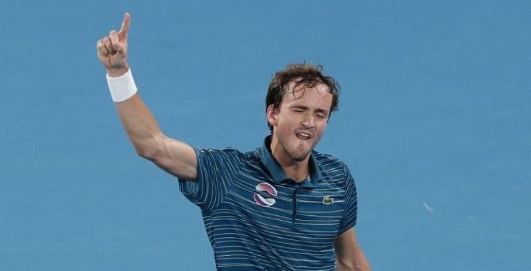 Eis o que vai ser o novo top 10 ATP, com apenas duas trocas