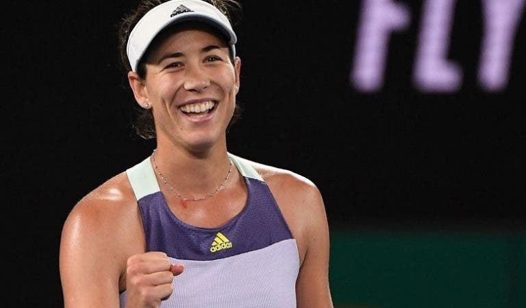 Muguruza atropela Svitolina, número 5 WTA, no Australian Open