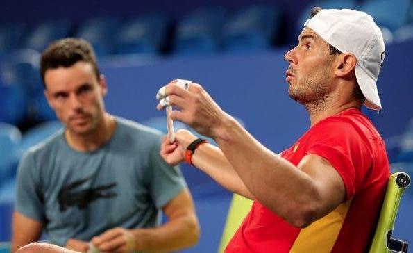 Nadal confiante para a ATP Cup: «Cheguei à Austrália em boa forma»