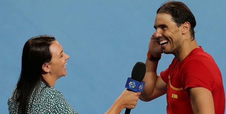 Nadal e o duelo com Djokovic: «Vou tentar dormir para estar pronto»