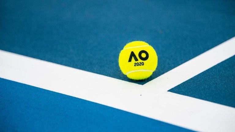 Australian Open: a ordem de jogos do primeiro dia