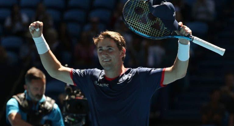 Noruega surpreende e derrota os Estados Unidos na ATP Cup