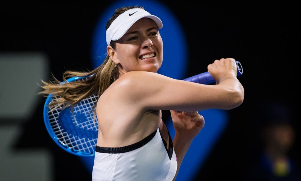 sharapova-brisbane