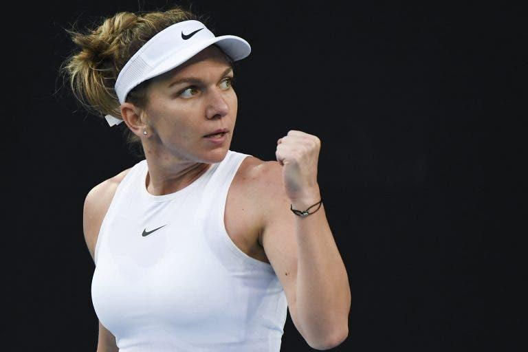 Halep, Svitolina, Bertens e Kerber estão na 2.ª ronda do Australian Open