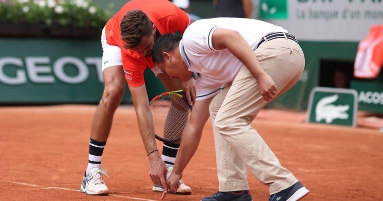 Inédito: Charleston será o 1.º torneio de terra batida a ter olho de falcão