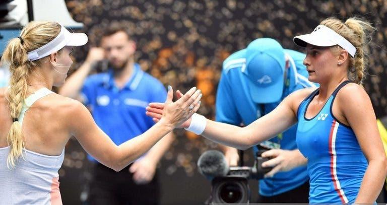 Wozniacki acusa Yastremska de fingir lesão: «É um truque que ela faz muito»