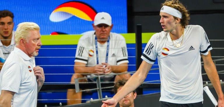 Zverev tem intenções de quebrar boicote às Davis Cup Finals