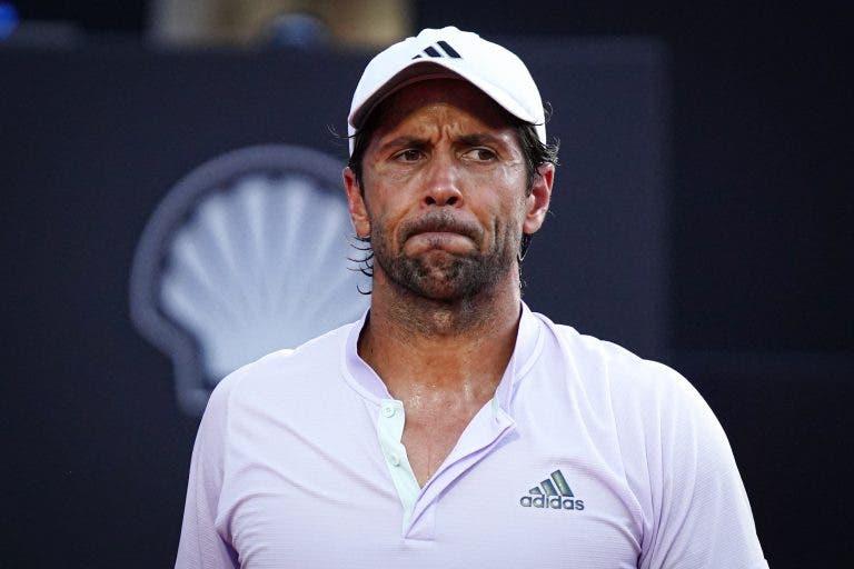 Verdasco testou positivo à covid-19, foi excluído de Roland Garros e ataca torneio