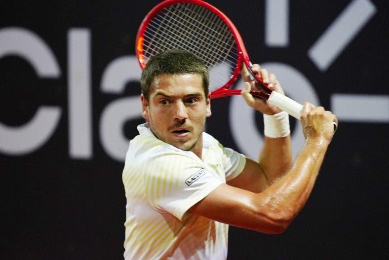 Domingues despede-se do ano com derrota na primeira ronda do Maia Open