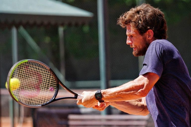 Pedro Sousa já conhece o seu sorteio no ATP de Santiago do Chile