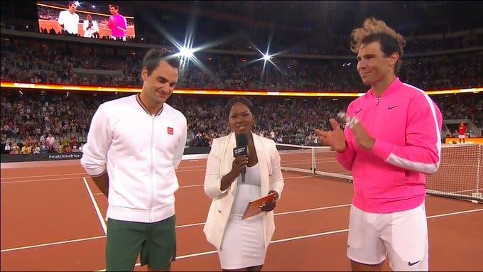 Federer: «Nadal disse-me que chorou de felicidade quando eu ganhei Roland Garros»