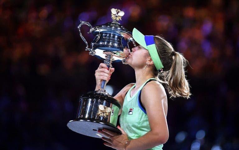 O incrível dado estatístico que prova a incerteza absoluta no circuito feminino em Grand Slams