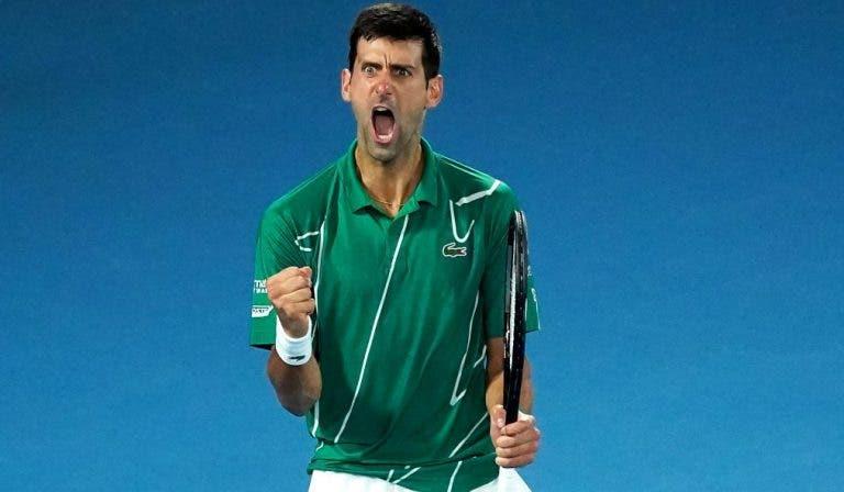 [VÍDEO] Foi assim que Djokovic conquistou o 17.º título do Grand Slam da carreira