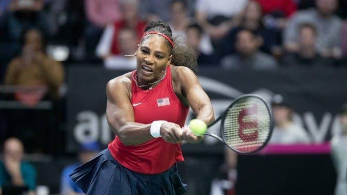 Serena Williams: «Tenho várias coisas a melhorar no meu ténis»
