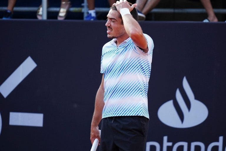João Domingues eliminado na 1.ª ronda da qualificação em Córdoba