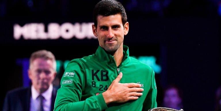 Novak Djokovic, a lenda que (quase) todos adoram odiar