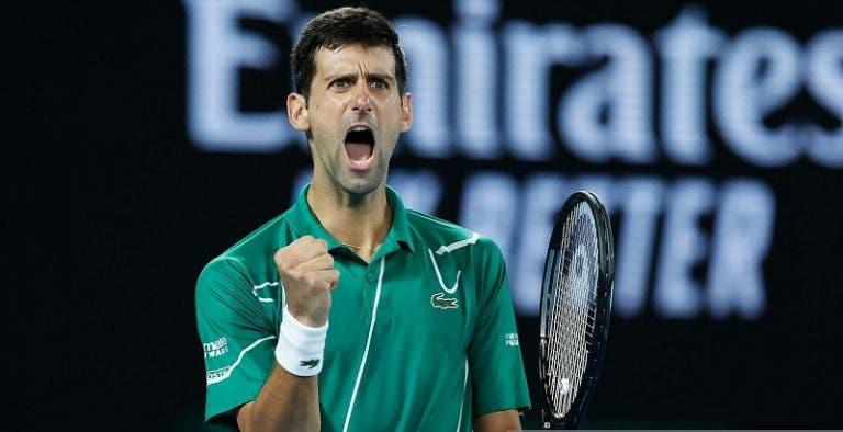 Krajinovic diz que Djokovic vai querer destruir rivais quando o ténis voltar
