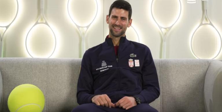 Djokovic constrói o seu jogador perfeito e não coloca Federer por uma razão