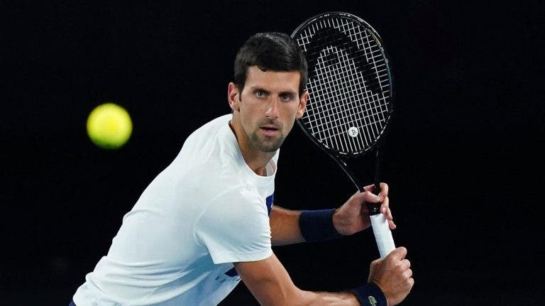 Médico sérvio defende Nole: «Ninguém morreu no torneio do Djokovic»