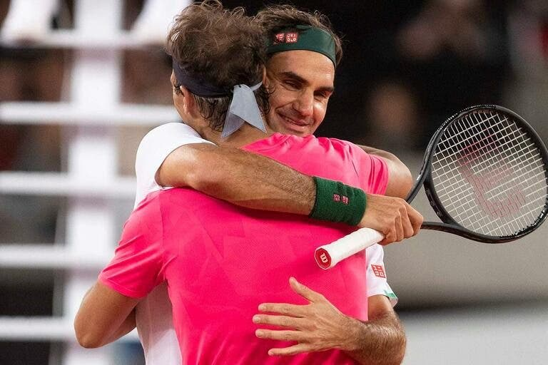 Federer: «Só quero mais um título em Wimbledon, não me importo se o Rafa me passar…»