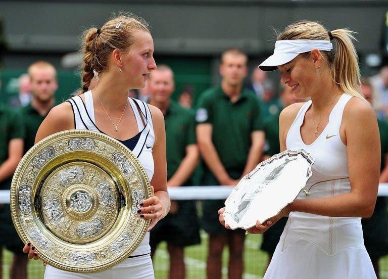 Mundo do ténis (e não só) reage à retirada de Maria Sharapova
