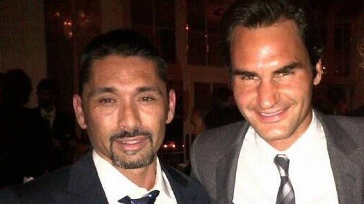 Ríos: «Fui elogiado por Federer e isso é melhor do que o Hall of Fame»