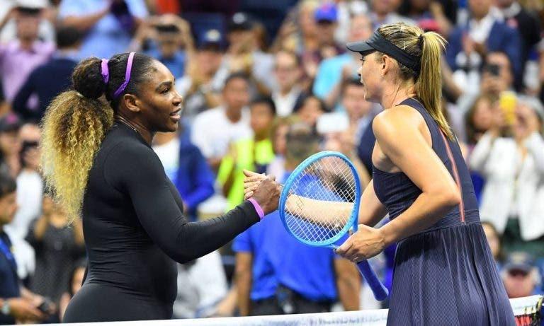 Sharapova revela o momento em que percebeu que o fim estava perto