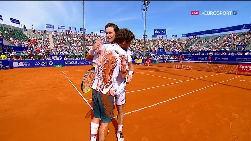 [VÍDEO] O momento em que Ruud fechou a final diante de Pedro Sousa