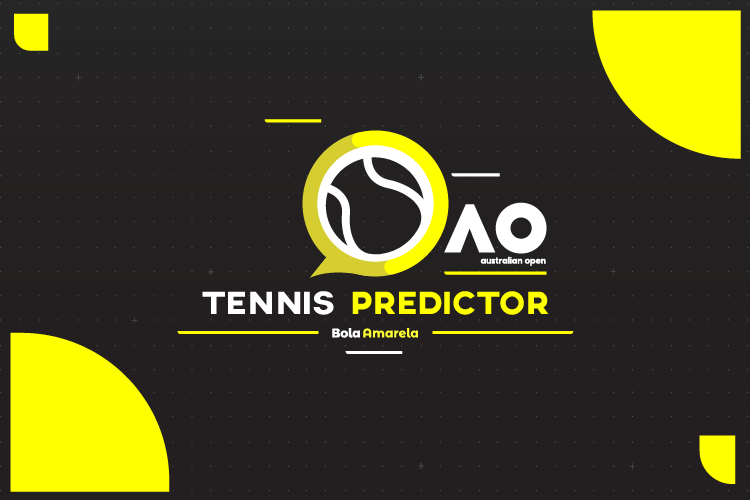 Eis os vencedores do Australian Open 2020 Tennis Predictor!