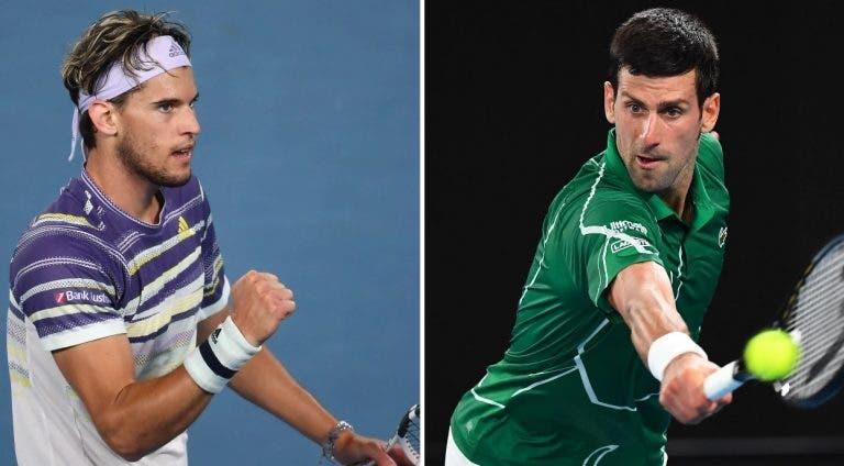 Final do Australian Open vai ter consequências… no ranking
