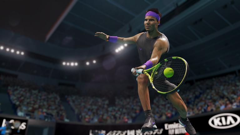 O ténis nos videojogos: do virtua ao AO e ao Tennis World Tour