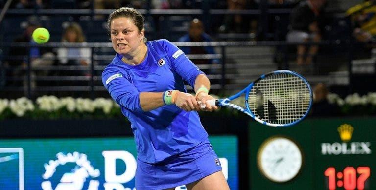 Clijsters não vai a Roland Garros e explica a razão