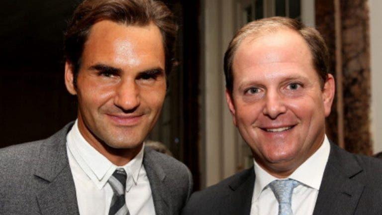 Presidente da FFT: «Não dissemos nada a Federer, mas sim ao seu empresário com a decisão já tomada»