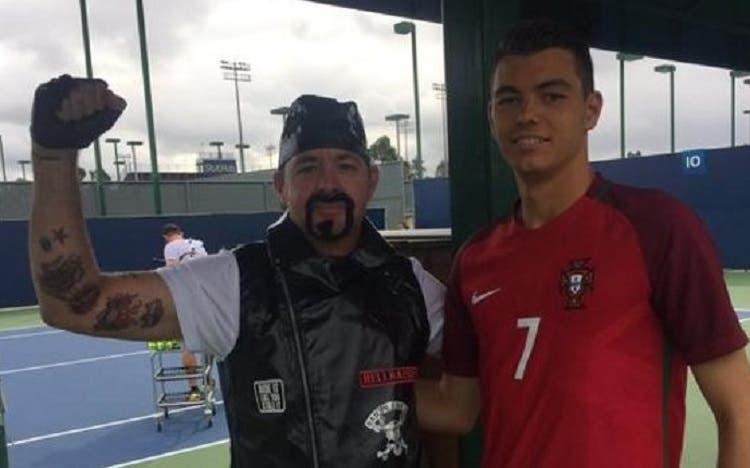 Fritz: fã de Ronaldo, pai aos 19 anos e ligação forte ao México através… da mulher