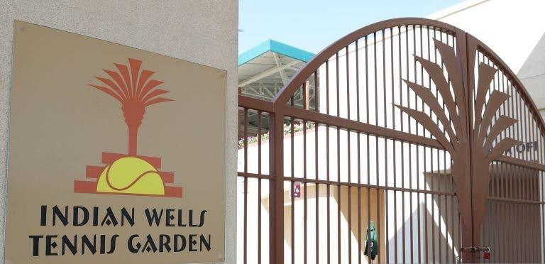 Indian Wells mantém portas abertas até segunda-feira