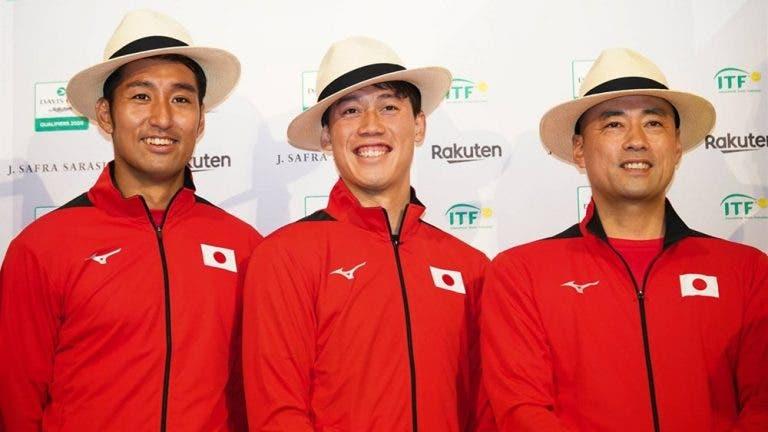 Recuperado do cotovelo, Nishikori explica por que razão ainda não pode voltar a competir