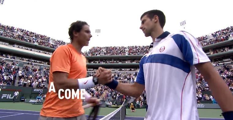 [VÍDEO] Há nove anos, Nadal e Djokovic jogaram final fabulosa em Indian Wells